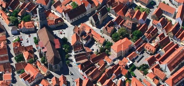 Historisches Stadtmauerfest in Nördlingen